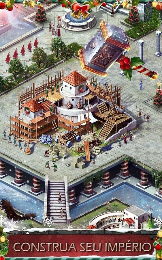 Empire War: Age of Heroes - Imagem 1 do software