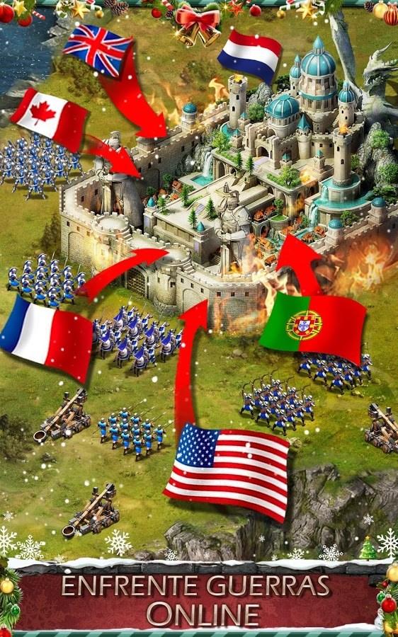 Empire War: Age of Heroes - Imagem 2 do software