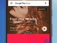Imagem 2 do Google Play Music