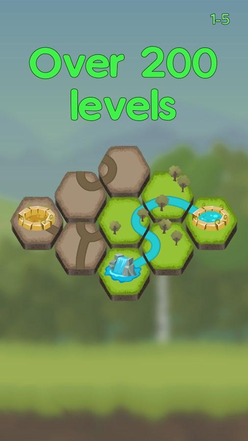 River Hex Connect - Imagem 1 do software