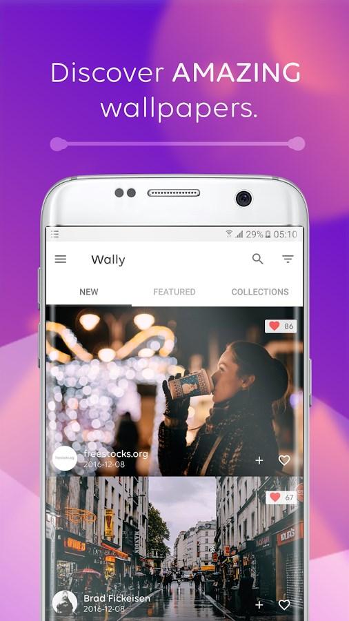 Wally - QHD Wallpapers - Imagem 1 do software