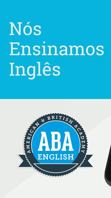 Aprender inglês com filmes - ABA English - Imagem 1 do software