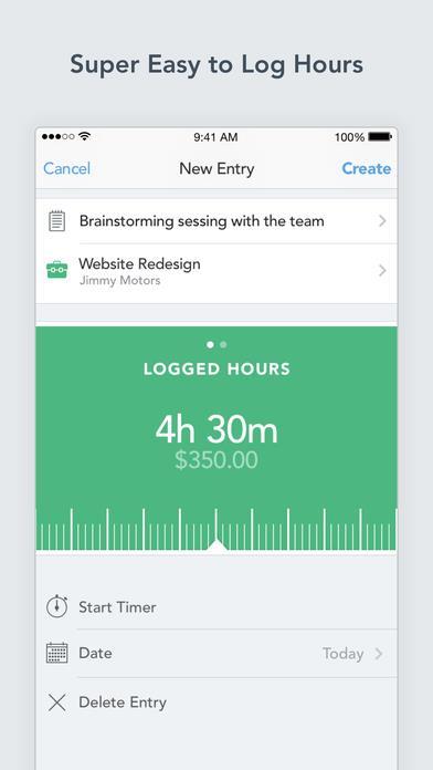 Timely - Simple Time Tracking - Imagem 2 do software