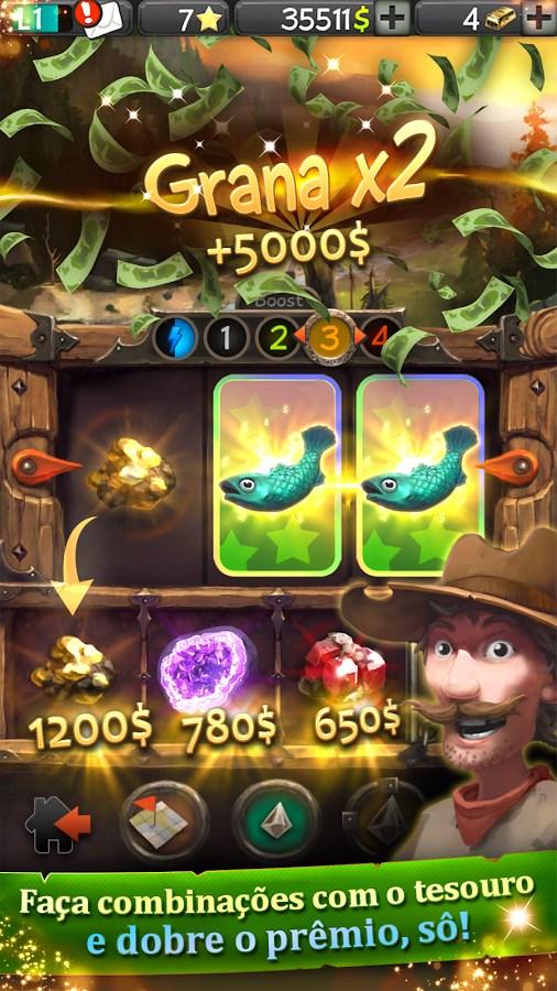 Caçadores de Tesouro - SLOTS! - Imagem 1 do software