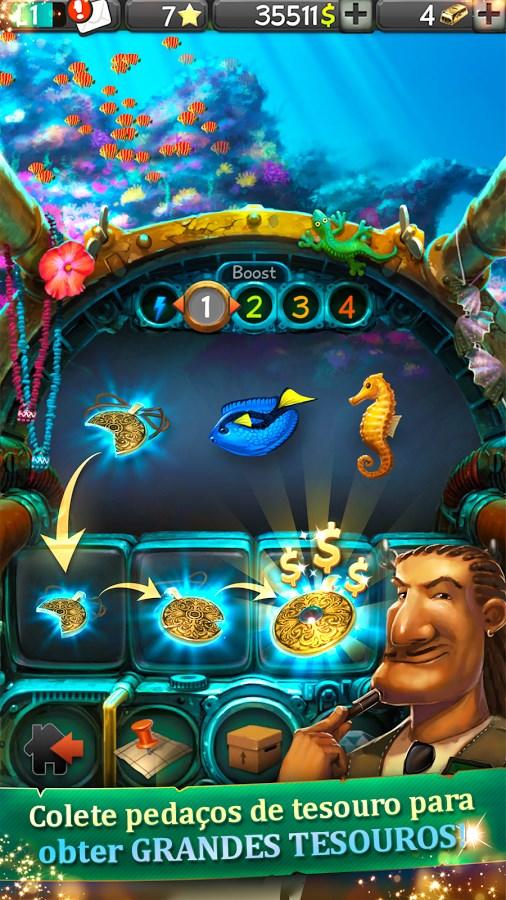 Caçadores de Tesouro - SLOTS! - Imagem 2 do software