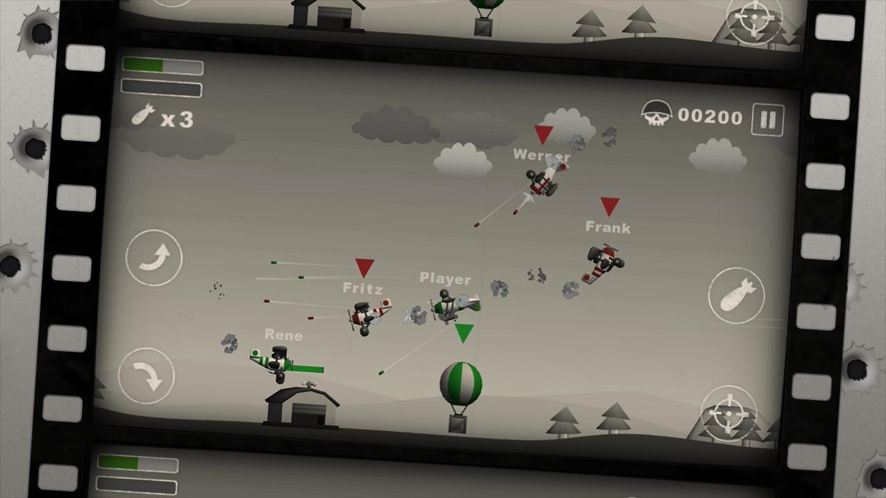Sky Aces Free - Imagem 1 do software