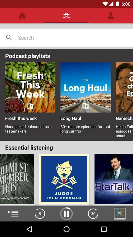 RadioPublic - Free Podcasts - Imagem 2 do software