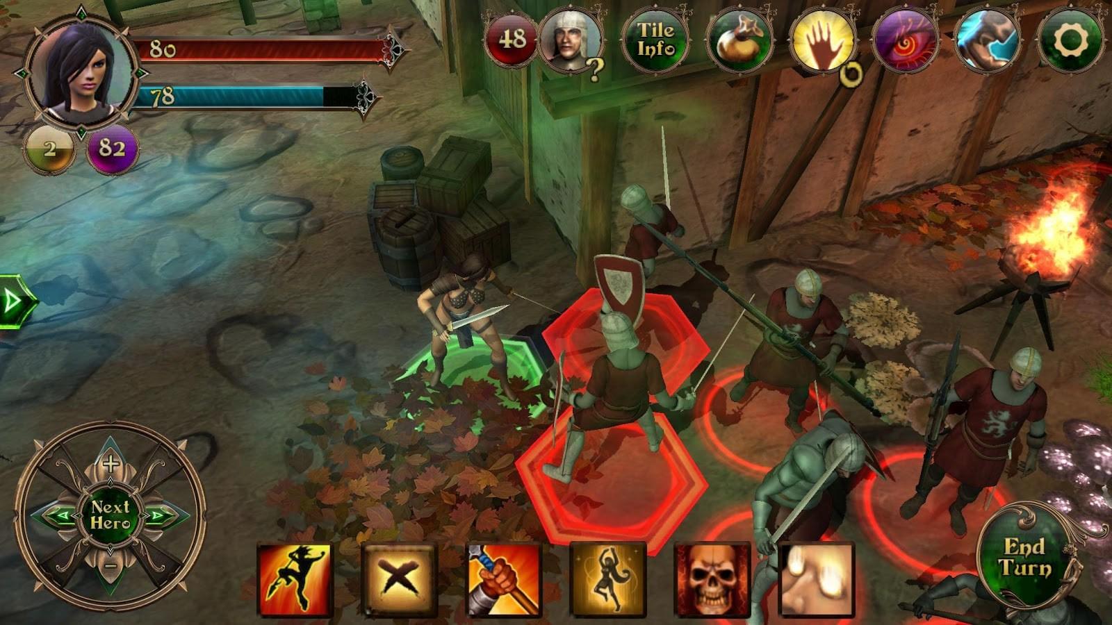 Demon's Rise 2 Free - Imagem 1 do software