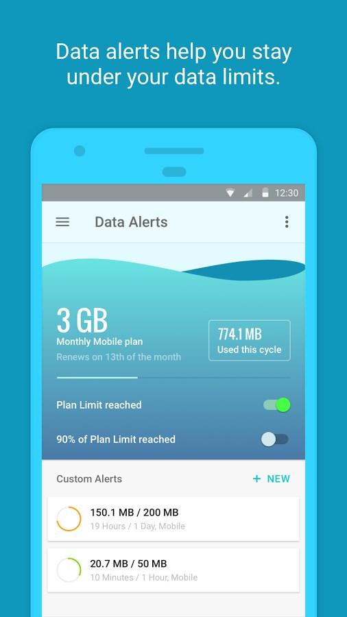 GlassWire - Data Usage Privacy - Imagem 2 do software
