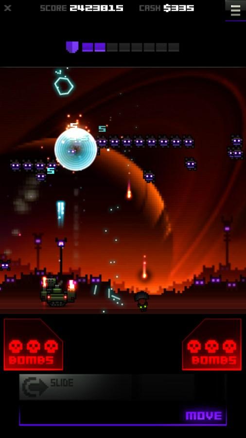 Titan Attacks! - Imagem 2 do software