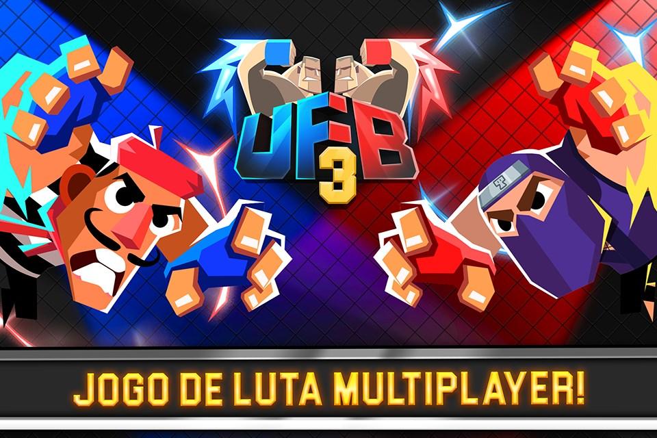UFB 3 - Ultra Fighting Bros - Imagem 1 do software