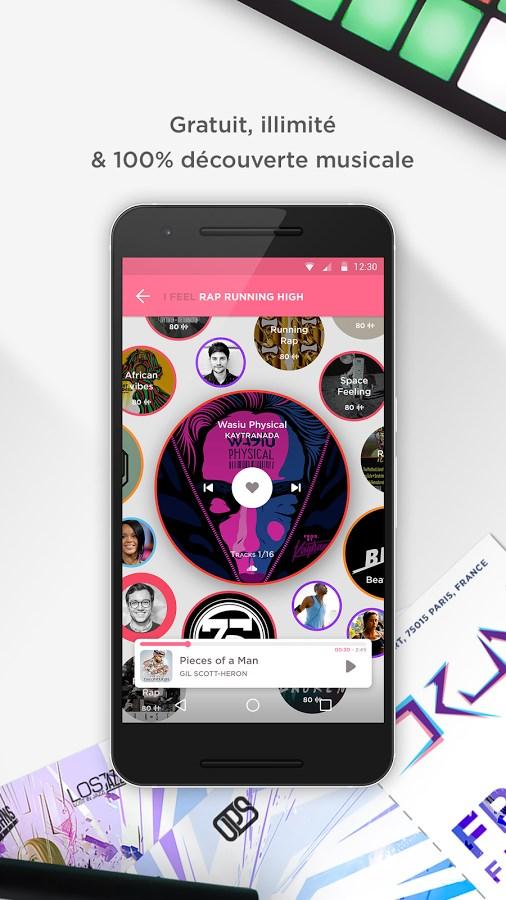 SoundR Music - Imagem 3 do software