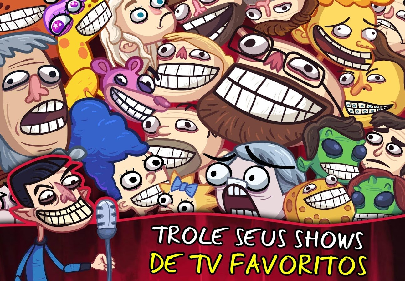 Troll Face Quest TV Shows - Imagem 1 do software