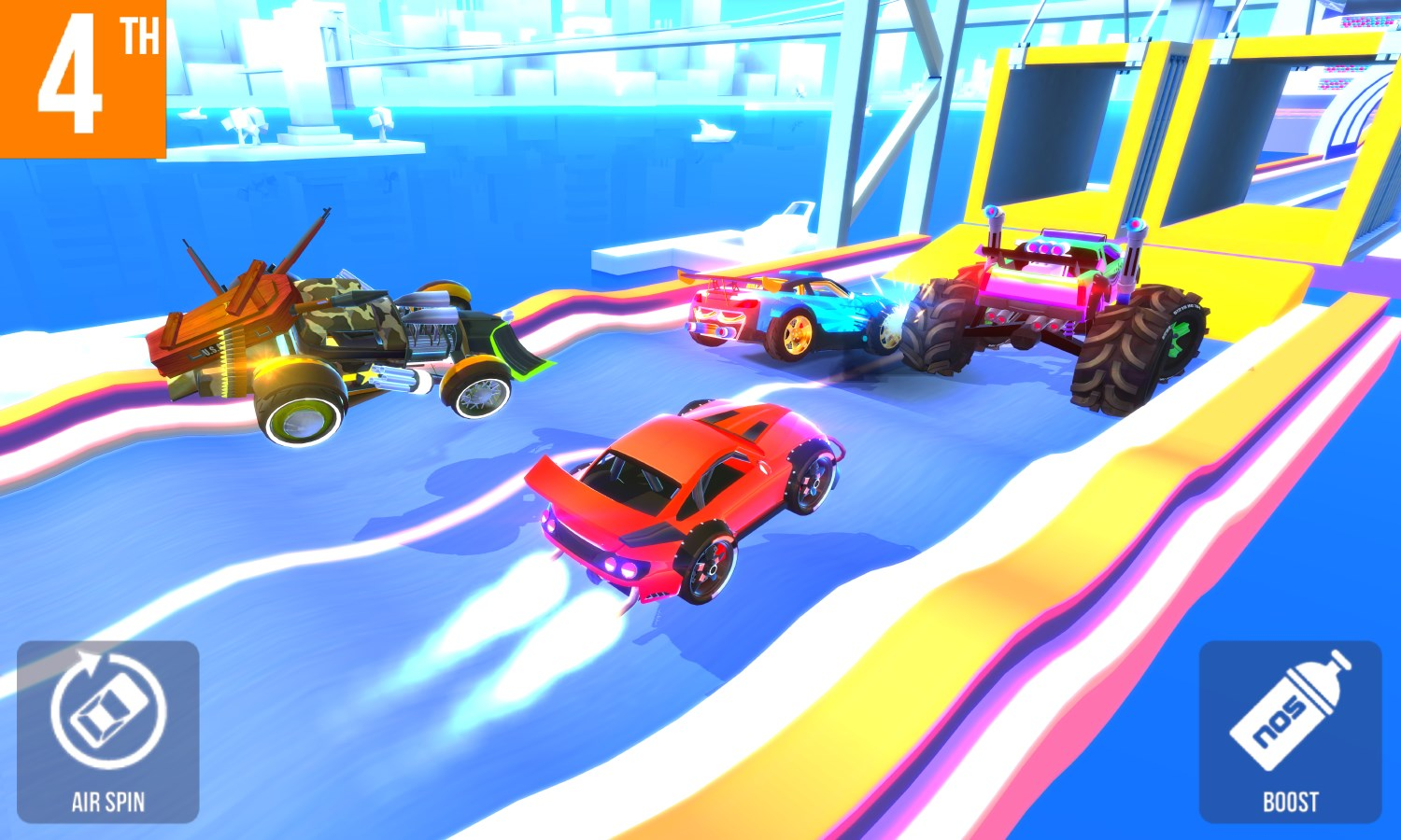 SUP Corrida Multiplayer - Imagem 1 do software