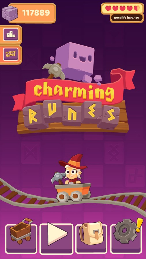 Charming Runes - Imagem 1 do software