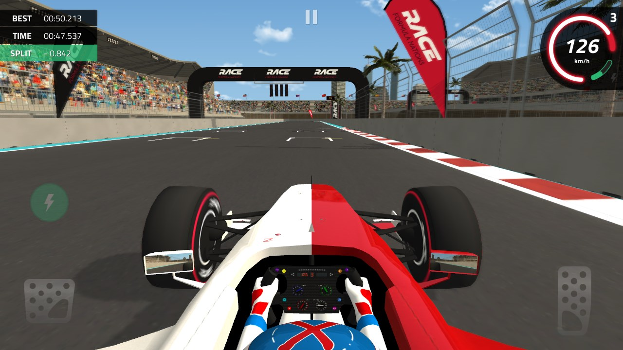 RACE: Formula Nations - Imagem 1 do software