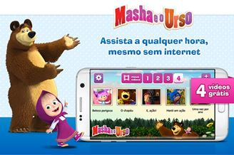 Masha E O Urso Download Para Android Em Portugues Gratis