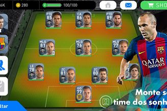 PES 2017 - Pro Evolution Soccer Download to Android em