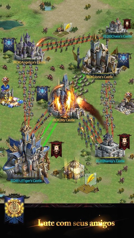 Rise of the Kings - Imagem 2 do software