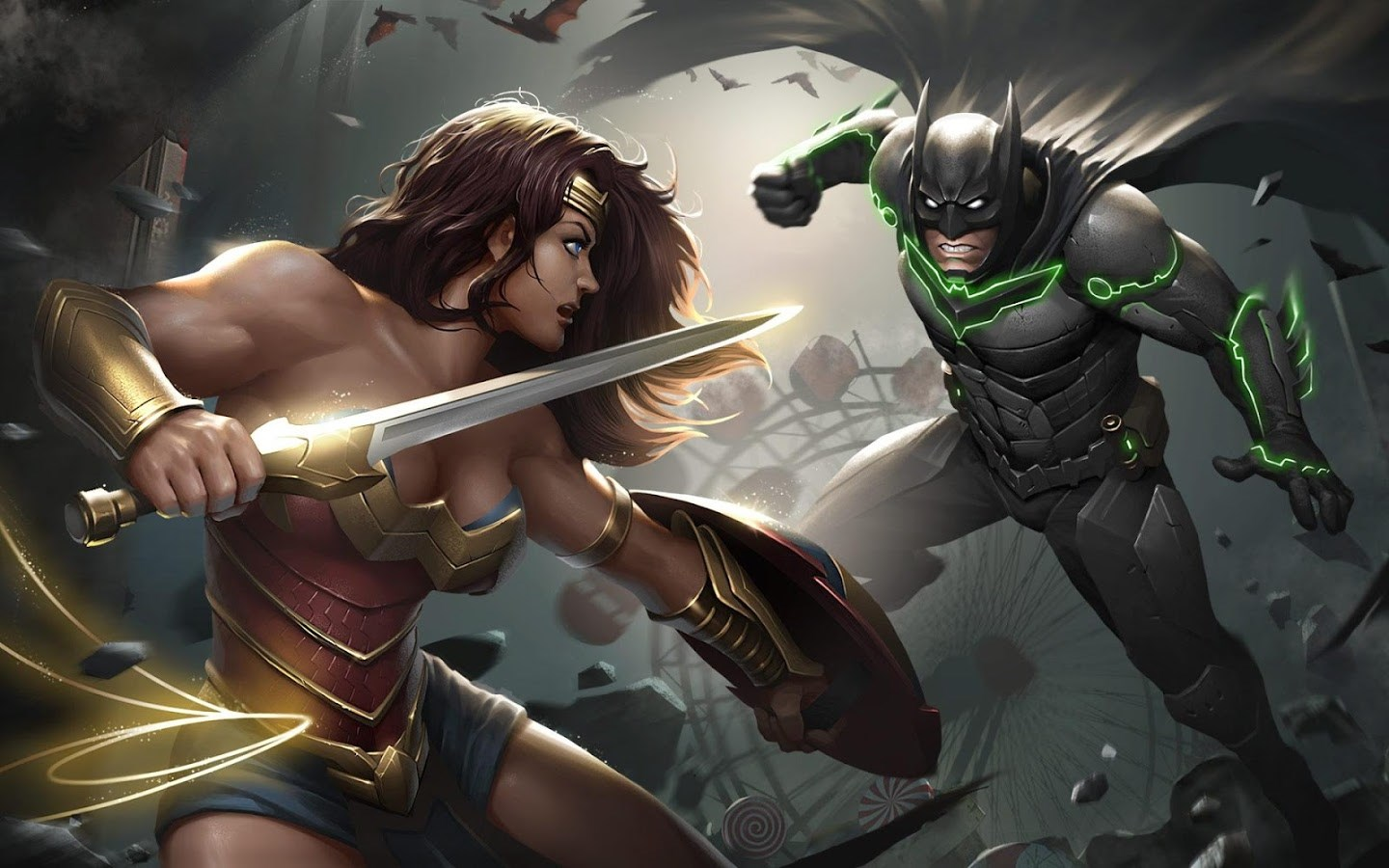 Injustice 2 - Imagem 1 do software