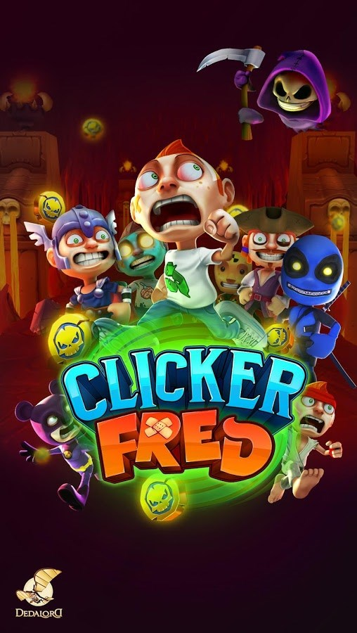 Clicker Fred - Imagem 1 do software