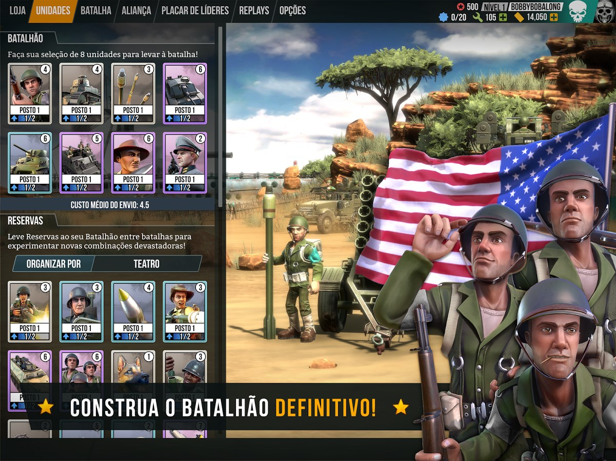 Battle Islands: Commanders - Imagem 1 do software