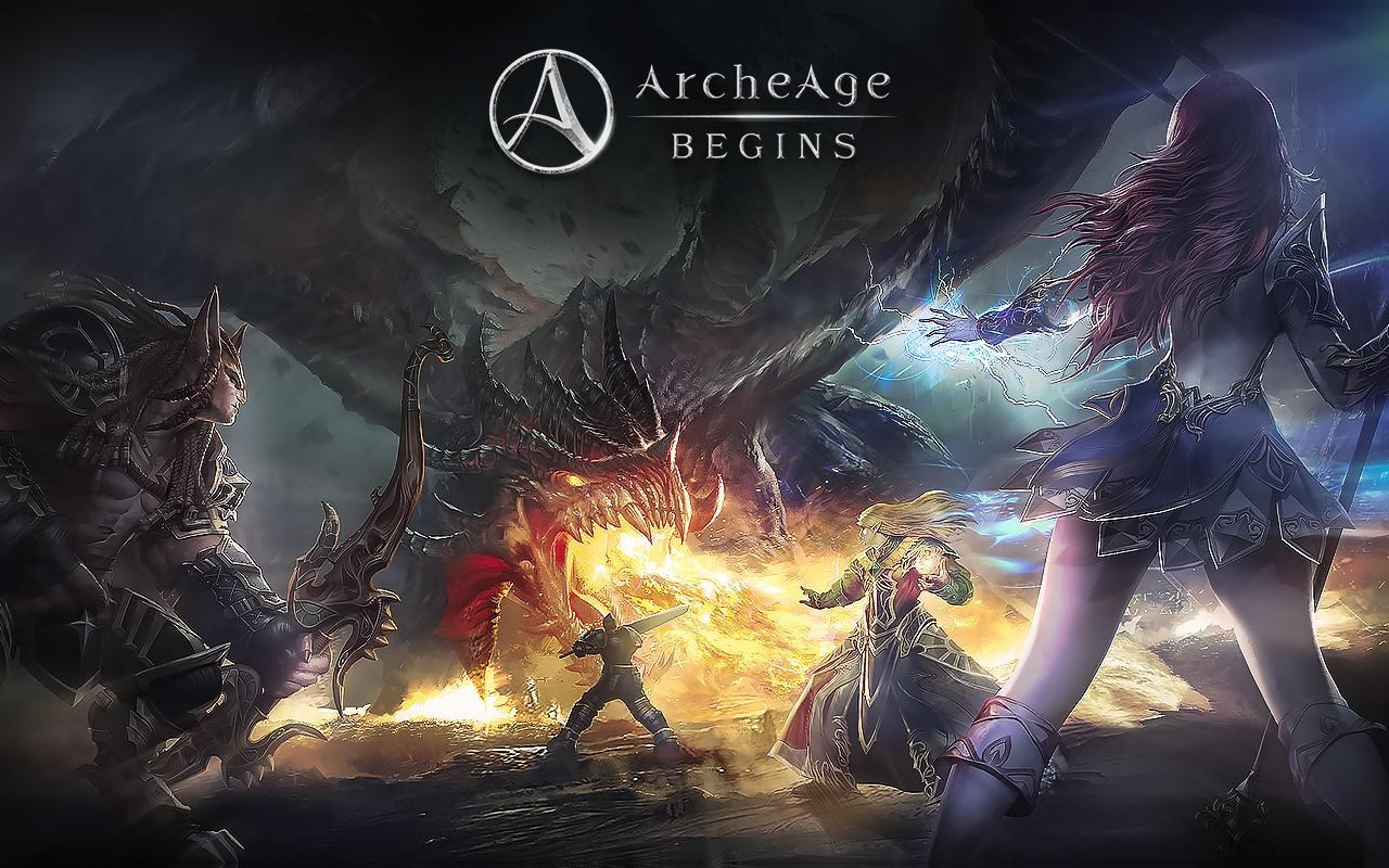 ArcheAge Begins - Imagem 1 do software