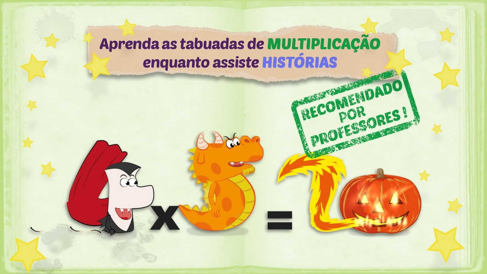 Mathemagics Multiplication - Imagem 1 do software