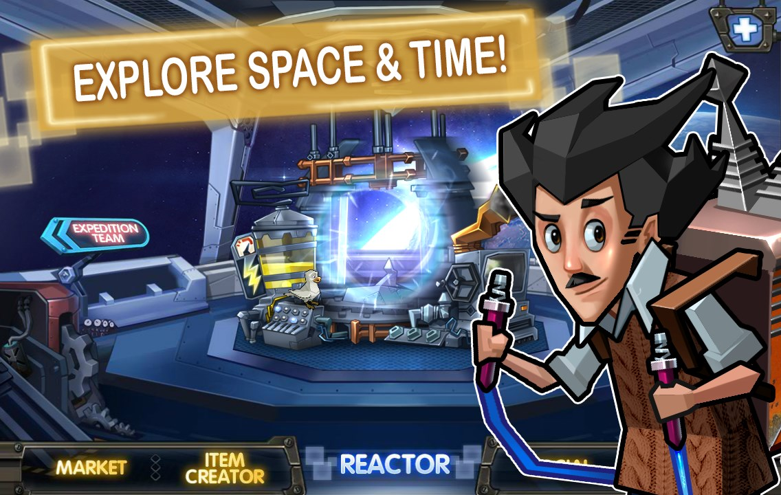 Time Quest: Heroes of History - Imagem 1 do software