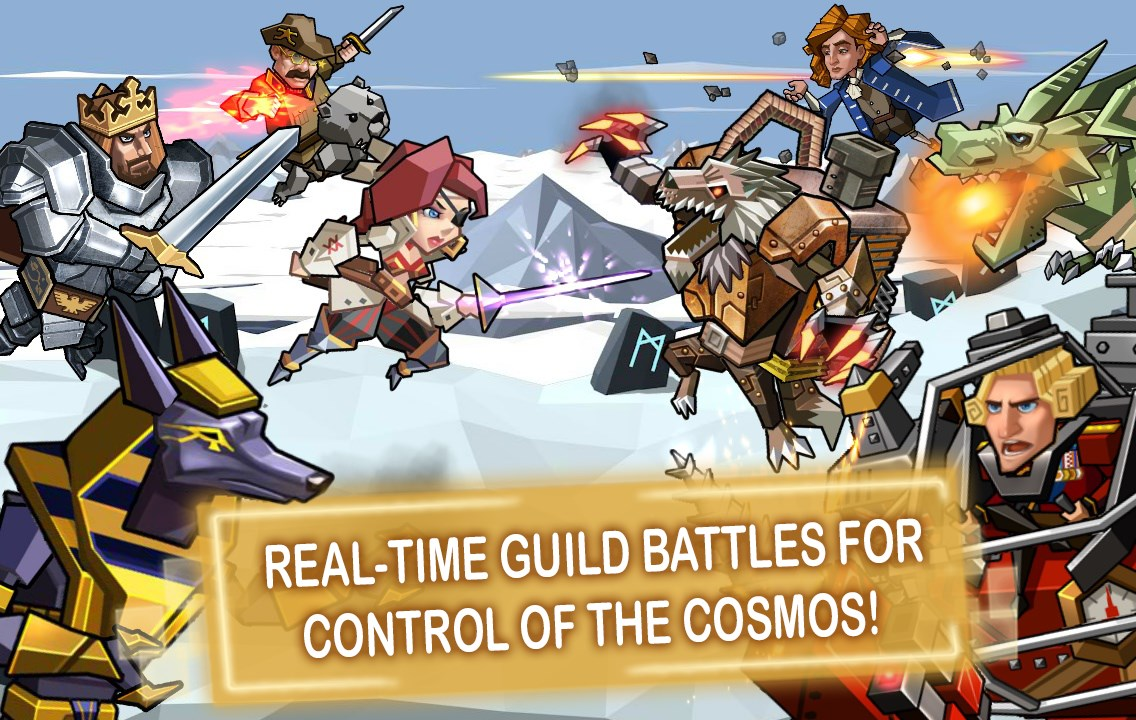 Time Quest: Heroes of History - Imagem 2 do software