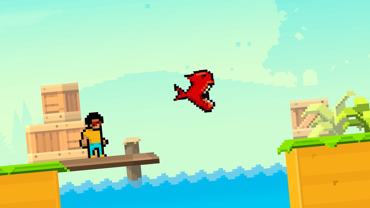 Shootout on Cash Island - Imagem 1 do software