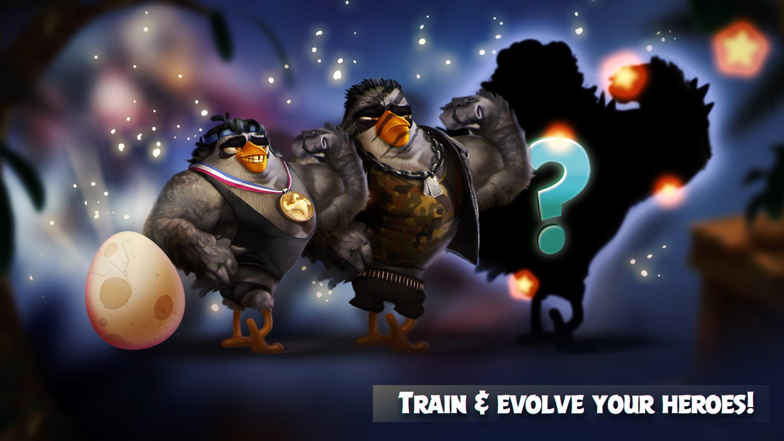 Angry Birds Evolution - Imagem 3 do software