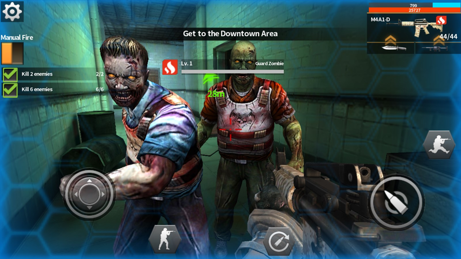 Fatal Raid - Imagem 2 do software