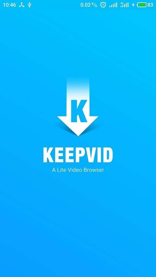 KeepVid Lite - Imagem 1 do software