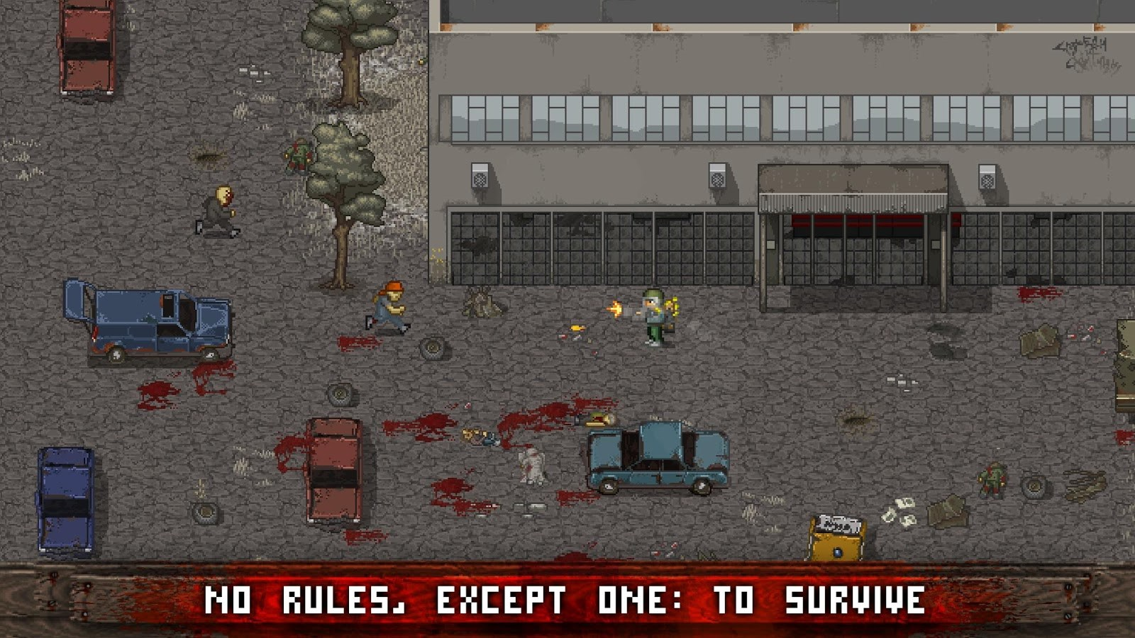 Mini DAYZ - Survival Game - Imagem 1 do software