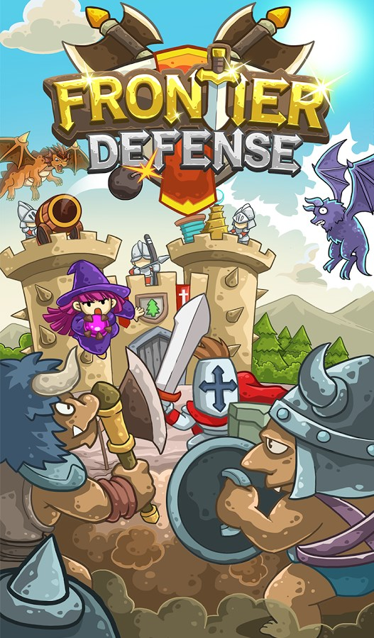 Frontier Defense - Imagem 1 do software