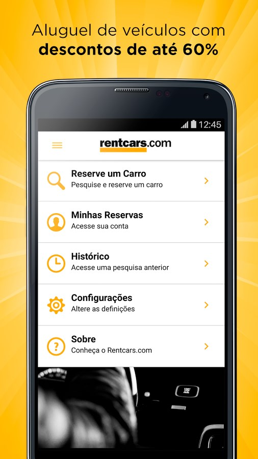 Rentcars.com - Imagem 1 do software