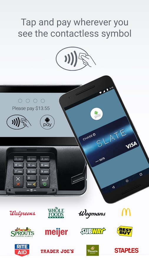 Android Pay - Imagem 1 do software