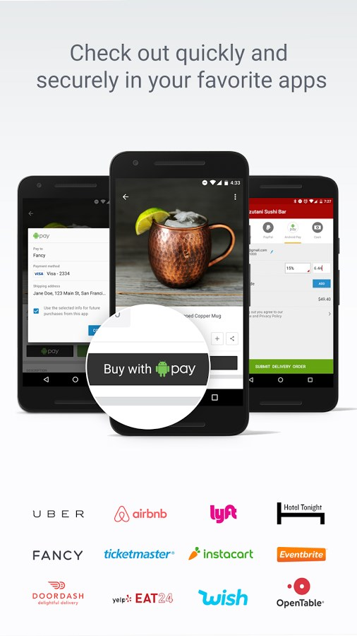 Android Pay - Imagem 2 do software