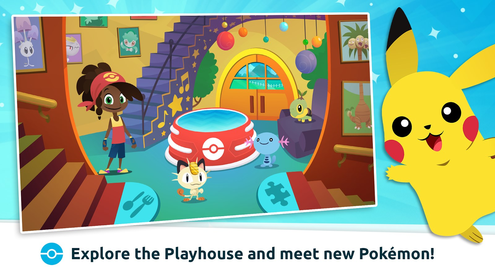 Pokémon Playhouse - Imagem 1 do software