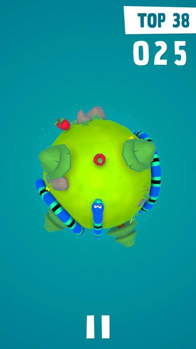 SnakySnake: the Spherical Snake - Imagem 1 do software