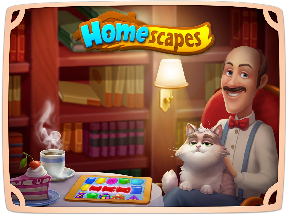 Homescapes - Imagem 1 do software