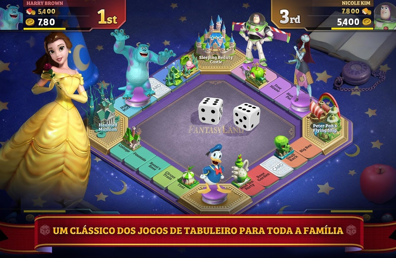 Disney Magical Dice 2017 - Imagem 1 do software