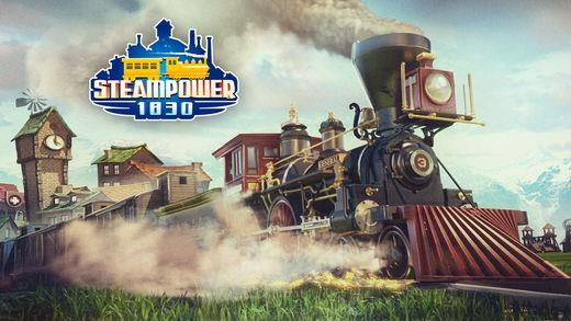 SteamPower1830 - The Railroad Tycoon - Imagem 1 do software