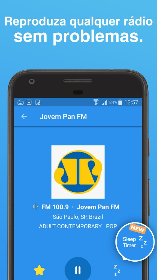 Simple Radio - Imagem 2 do software