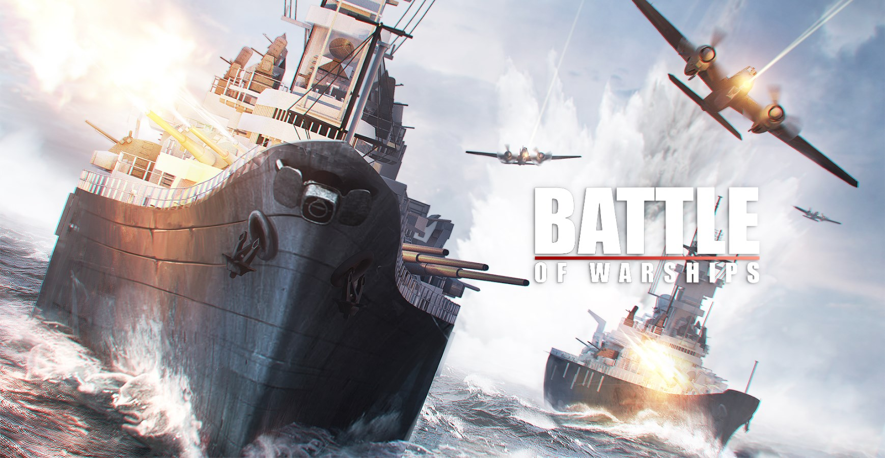 Battle of Warships - Imagem 1 do software