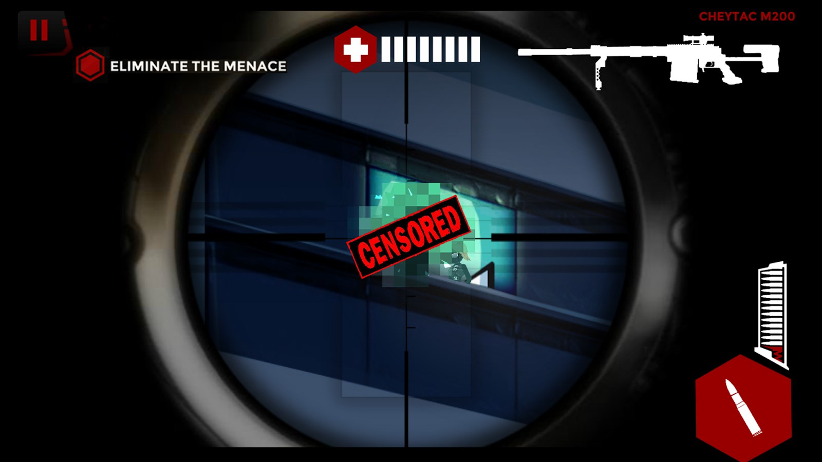 Stick Squad: Sniper Battlegrounds - Imagem 1 do software