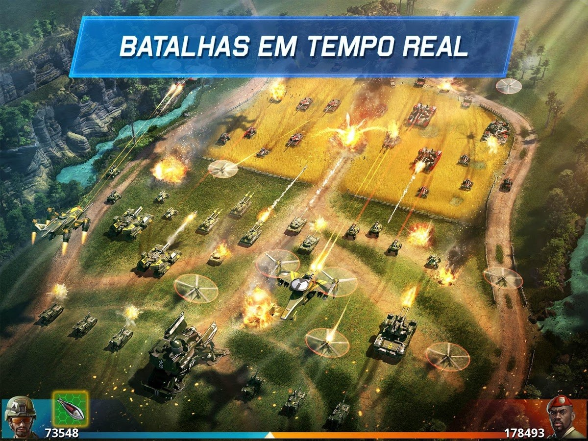War Planet Online: Conquista Global - Imagem 1 do software