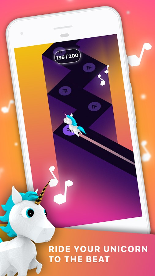 Tap Tap Beat - the most addictive music game - Imagem 1 do software