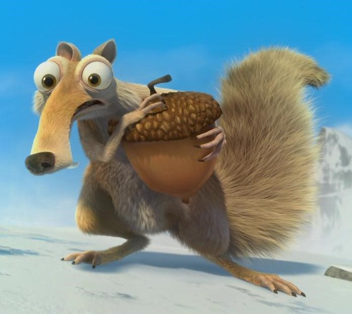 Scrat da Era do Gelo